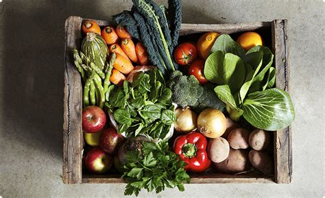 fruit and veg delivery how organic can change