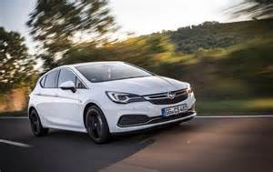 Opel Astra Opel Astra K Gains Opc Line Sport Pack Autoevolution