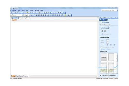 ms office frontpage 2010 free download