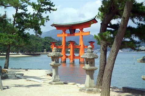 Moorish Design Itsukushima Shinto Shrine 16c Miyajima Island Japan