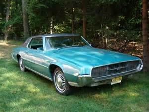 1967 Ford Thunderbird For Sale Purchase Used 1967 Ford Thunderbird Project Car In