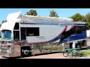 How To Install An Rv Awning Evershade Rv Roof Shade Systems Like An Awning For The