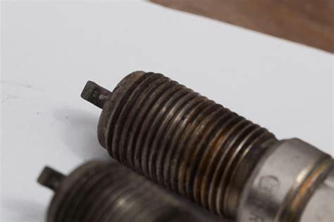 Unterschied 1 Zylinder 2 Zylinder Motorrad by Zylinder 1 2 Bosch Platin Z 252 Ndkerzen Nach 60 000 Km