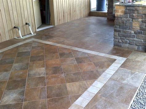 backyard floor tiles the best ways and materials to utilize outdoor tile ideas