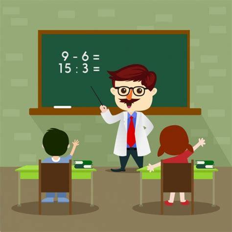 themes in teacher education elementary education theme classroom teacher pupil icons