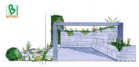 Garten Und Landschaftsbau Markkleeberg by Gartenplanung Leipzig Beispiele Gartenplanung Bethke