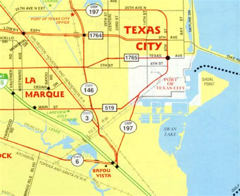 texas city tx map map of texas city tx cakeandbloom