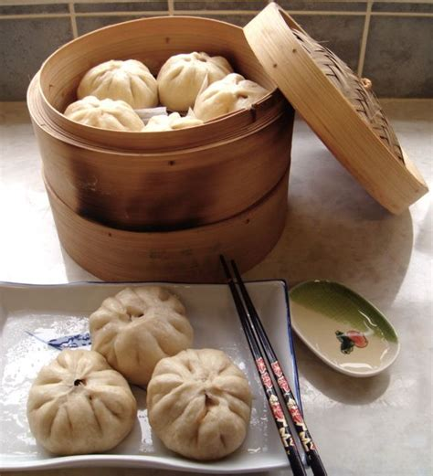 history of baozi steamed bun with filling
