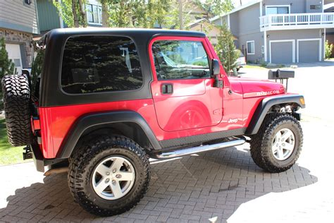2006 Jeep Wrangler 2006 Jeep Wrangler Pictures Cargurus