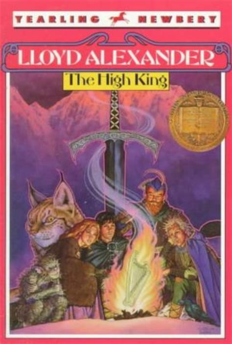 the high king the chronicles of prydain book 5 50th anniversary edition books the high king the chronicles of prydain book 5 in award