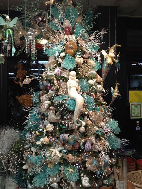 sea christmas tree  city lights christmas
