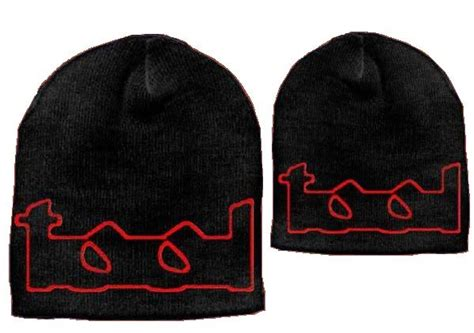 tool beanie tool logo beanie for only 163 16 81 at merchandisingplaza uk