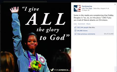 Atheist Meme Base - the gallery for gt gabby douglas quotes god