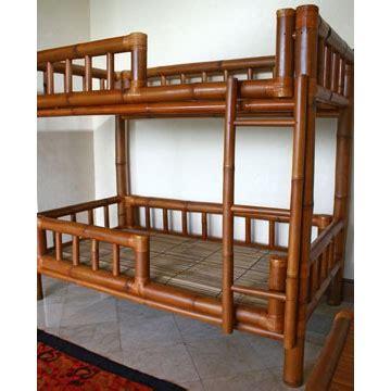 Bamboo Bunk Bed Bamboo Bunk Bed Bed Pinterest