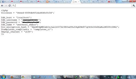 tutorial hack sederhana tutorial hack whm dan cpanel dengan whmcs killer