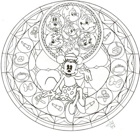 disney mandala coloring pages mandala coloring pages disney best free