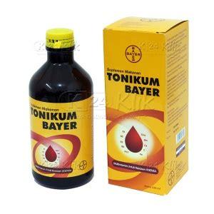 Vitamin Tonikum Bayer Jual Beli Alinamin F Tab K24klik