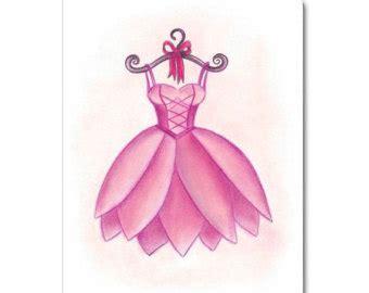 Chevron Wall Sticker ballet wall art kids nursery decor ballerina pink dress