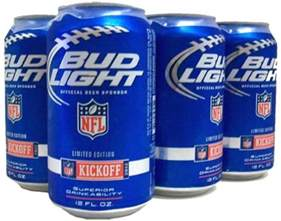 bud light content bud light 6 pack cans 12 oz