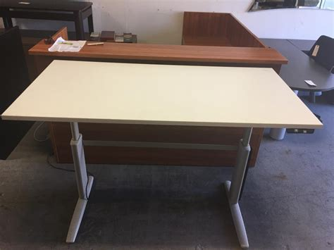 used office desks adjustable height tables you select