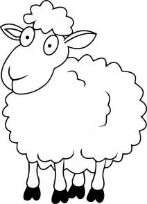 coloring paper sheep coloring pages 9 coloring