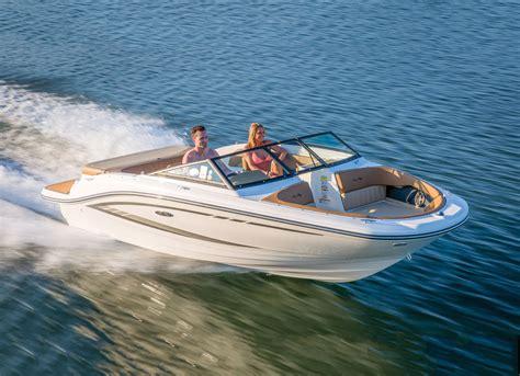 boat brands like sea ray sea ray 19 spx select boating world
