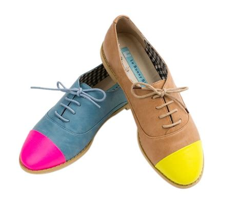 Booties Le Bleu by Shoes Collections Brities Oxfords From Le Bunny Bleu