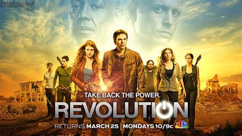 Revolution Of revolution reveals new poster for its return revolution