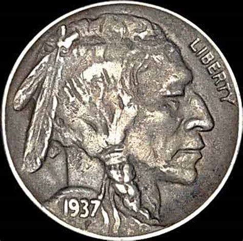 the indian buffalo nickel