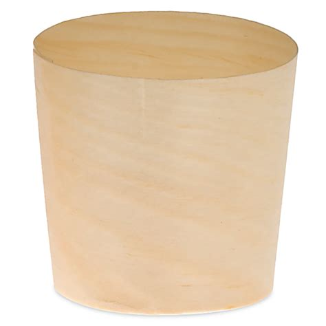 Paper Cup Large 1 Small Wood Paper Cup 1 5 Quot Diameter