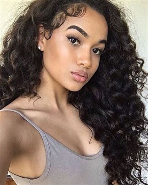 why is my hair curly in front and straight in back best 20 hair laid ideas on pinterest protective