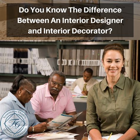 do you know where the bathroom is do you know the difference between an interior designer