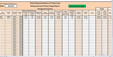 Excel Inventory Tracking Spreadsheet by How To Track Inventory Simple Stocktaking Spreadsheet