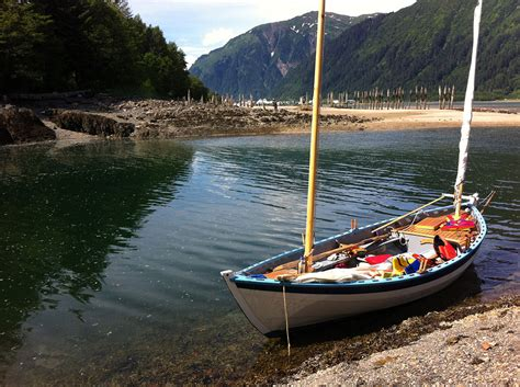 boat canvas juneau alaska sailing the mining ruins of juneau alaska small boats