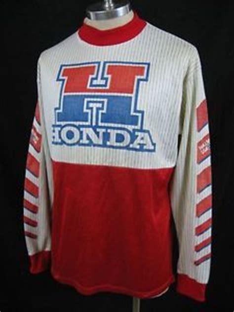 vintage motocross jerseys 1000 images about honda motocross on pinterest honda