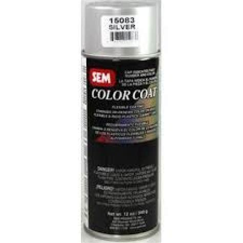 sem color coat sem color coat silver spray
