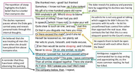 My Last Duchess Essay by My Last Duchess Essay Topics