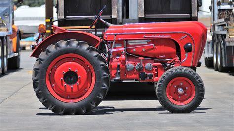 Allgaier Porsche by 1954 Porsche Allgaier A133 Diesel S185 Monterey 2013