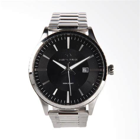 Jam Tangan Pria Ripcurl Black jual rip curl sss jam tangan pria black a2917 90