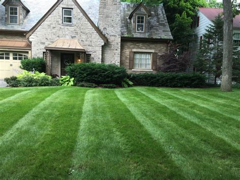 weekly lawn and landscape maintenance all seasons
