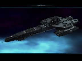 space ship stargate achilles by qwerty30 on deviantart