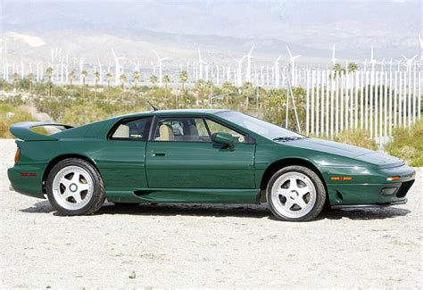 1995 lotus esprit s4s specifications photo price information rating