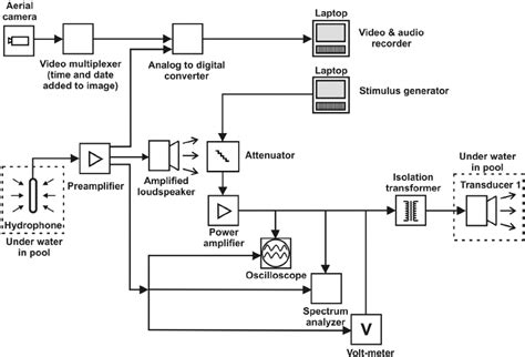 block diagram recorder block diagram of the sound generation and systems and the scientific diagram