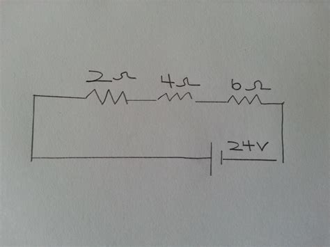 voltage drop across 1 ohm resistor what is the voltage drop across the 2 00 ohm resistor chegg