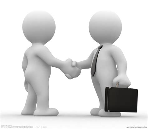 Letter Of Agreement Definicion 商务3d小人矢量图 其他 3d小人设计图 3d作品 3d小