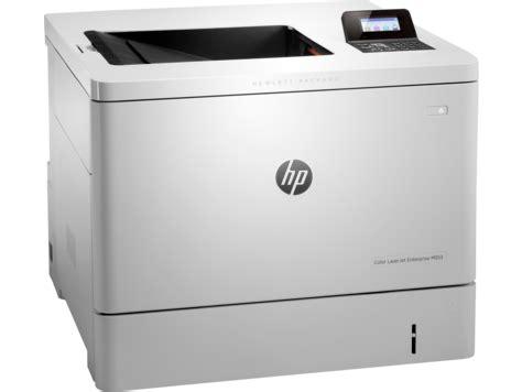 hp color laserjet enterprise m553dn(b5l25a)| hp® united states