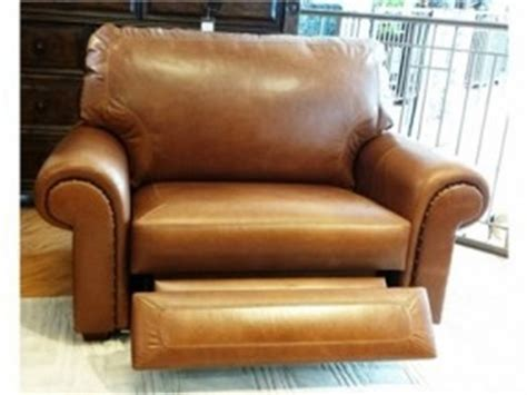 Reclining Chair And A Half by Chair And A Half Recliner Leather Foter