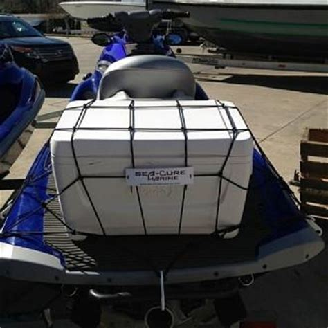 boat t top cargo net sea cure t top nets and more cool water products