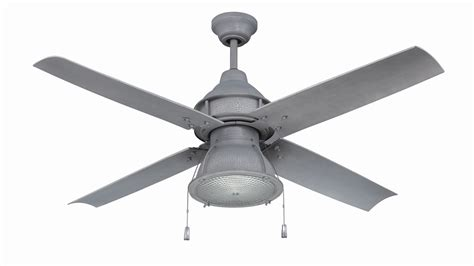 craftmade port arbor ceiling fan craftmade par52agv4 aged galvanized port arbor 52 quot 4 blade