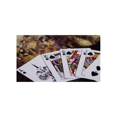 crown deck green v2 cards cartes magie